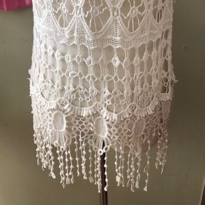 lovely Swim - LACE TOP| COVER UP Lovely 153 Small
